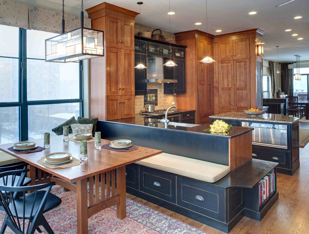 Inspiration for a timeless kitchen remodel