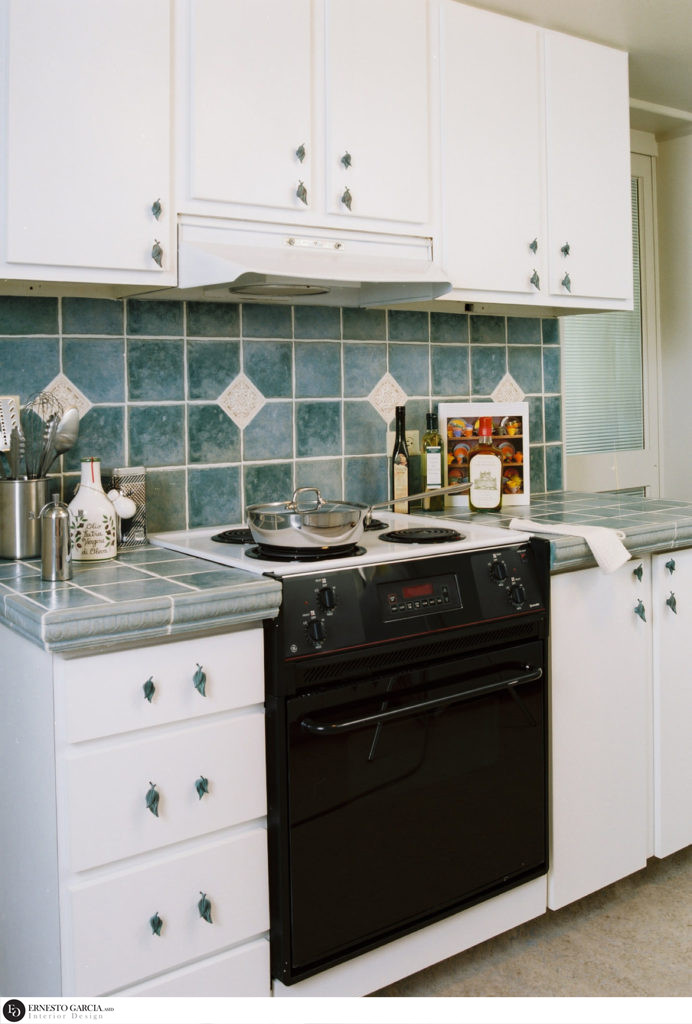 Kitchen - Cooktop Detail