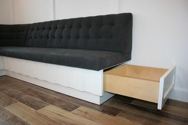 Kitchen Corner Bench Modern Toronto By Ideal