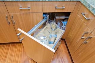 Kitchen Corner Unit