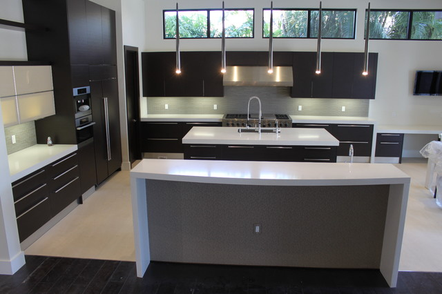 Kitchen Modern Granite kitchen counter tops, marble, granite, onyx and more