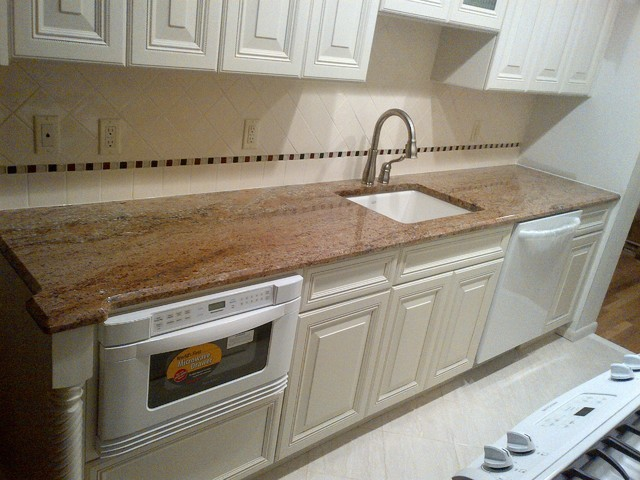 Kitchen Counters traditional-kitchen
