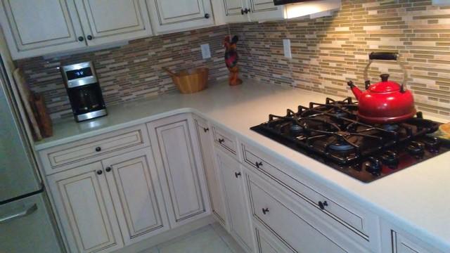 kitchen countertop backsplash outdoor kitchen