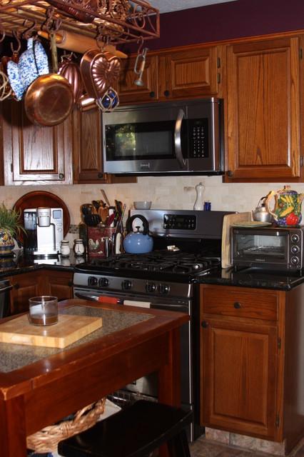 kitchen countertops and backsplash mediterranean