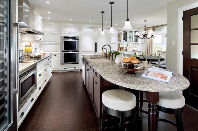 Kitchen Countertops Contemporary Kitchen