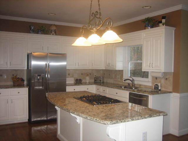 Kitchen Countertops Transitional Kitchen Atlanta By Granite