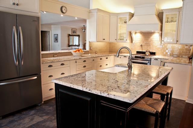Kitchen Countertops - Traditional - Kitchen - Atlanta - by Granite ...
