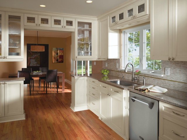 Kitchen Craft Cabinetry: Casual Kitchen