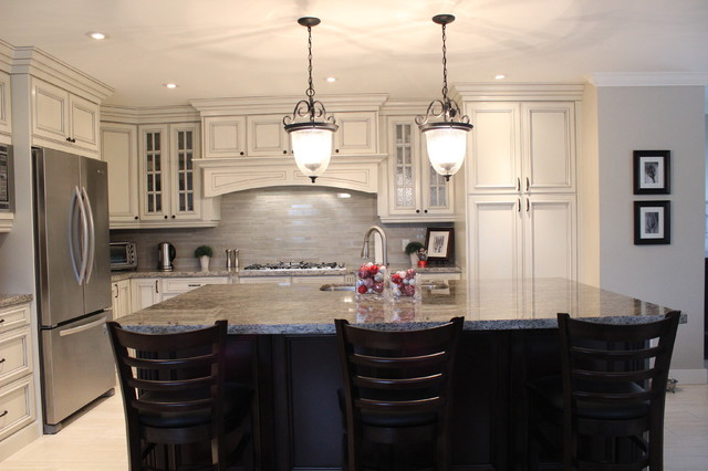 Kitchen Craft Cabinetry Vancouver American Traditional Kitchen Vancouver By Kitchen Craft Cabinetry Vancouver And Victoria