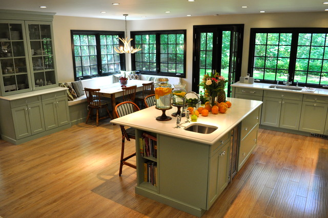 Kitchen traditional kitchen new york by deepdale house llc
