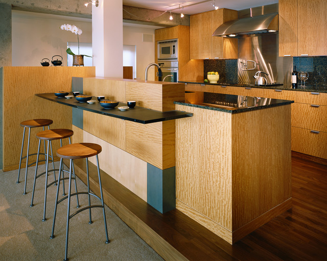 Kitchen Contemporary Kitchen Seattle By Deering Design Studio Inc