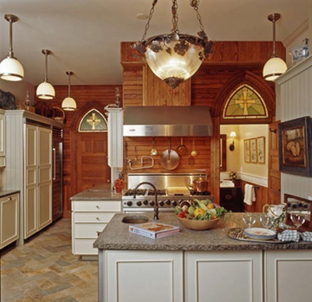 Kitchen delights traditional-kitchen