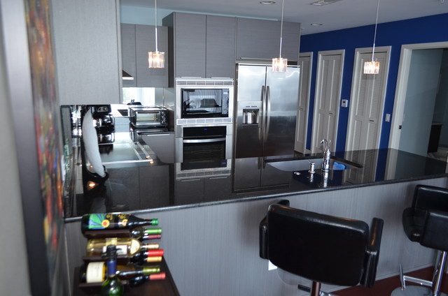 Kitchen Modern Kitchen Tampa By Depotgranite