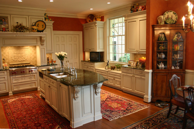 Kitchen Design And Construction In Middle Tennessee Rustic Kitchen