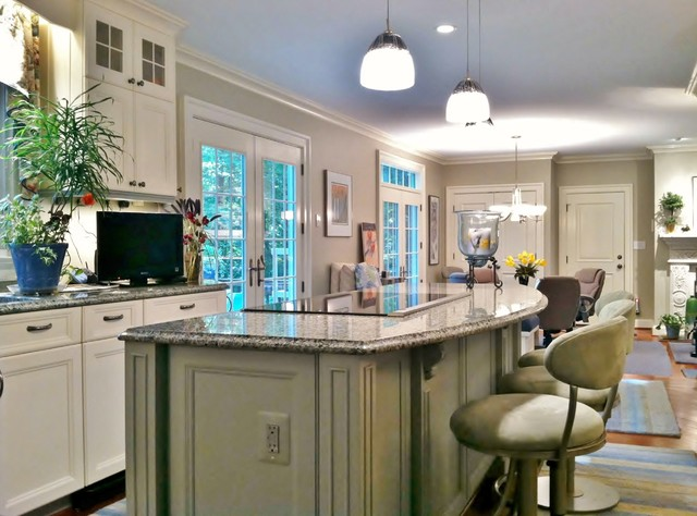 Kitchen Design Planning Fairfax Va Contemporary Kitchen Dc Metro By Golden Interiors