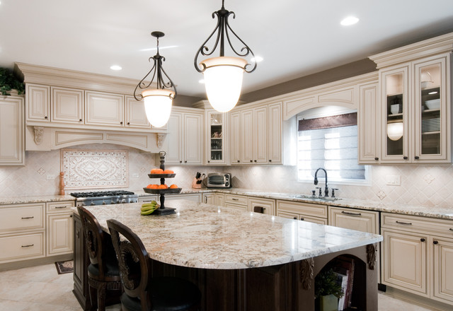 Kitchen Design and Remodeling-- Bloomingdale, Ill traditional-kitchen