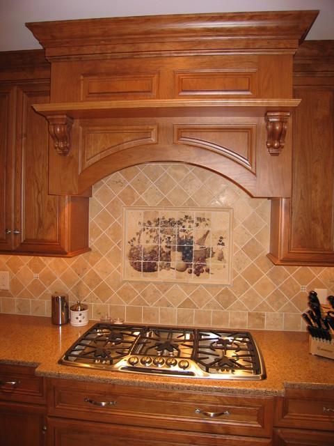 Kitchen Design B traditional-kitchen
