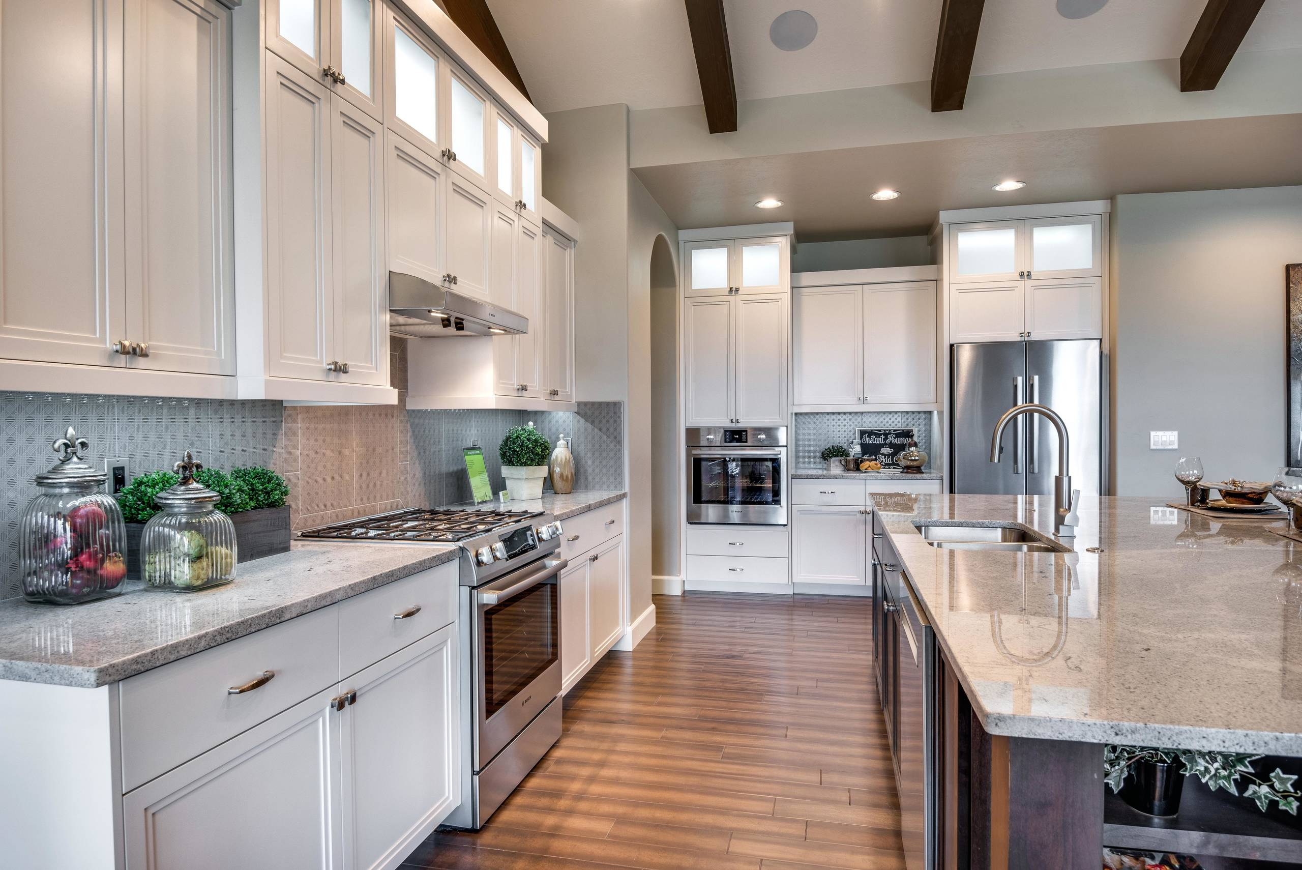 Kitchen design by Cotner Building company