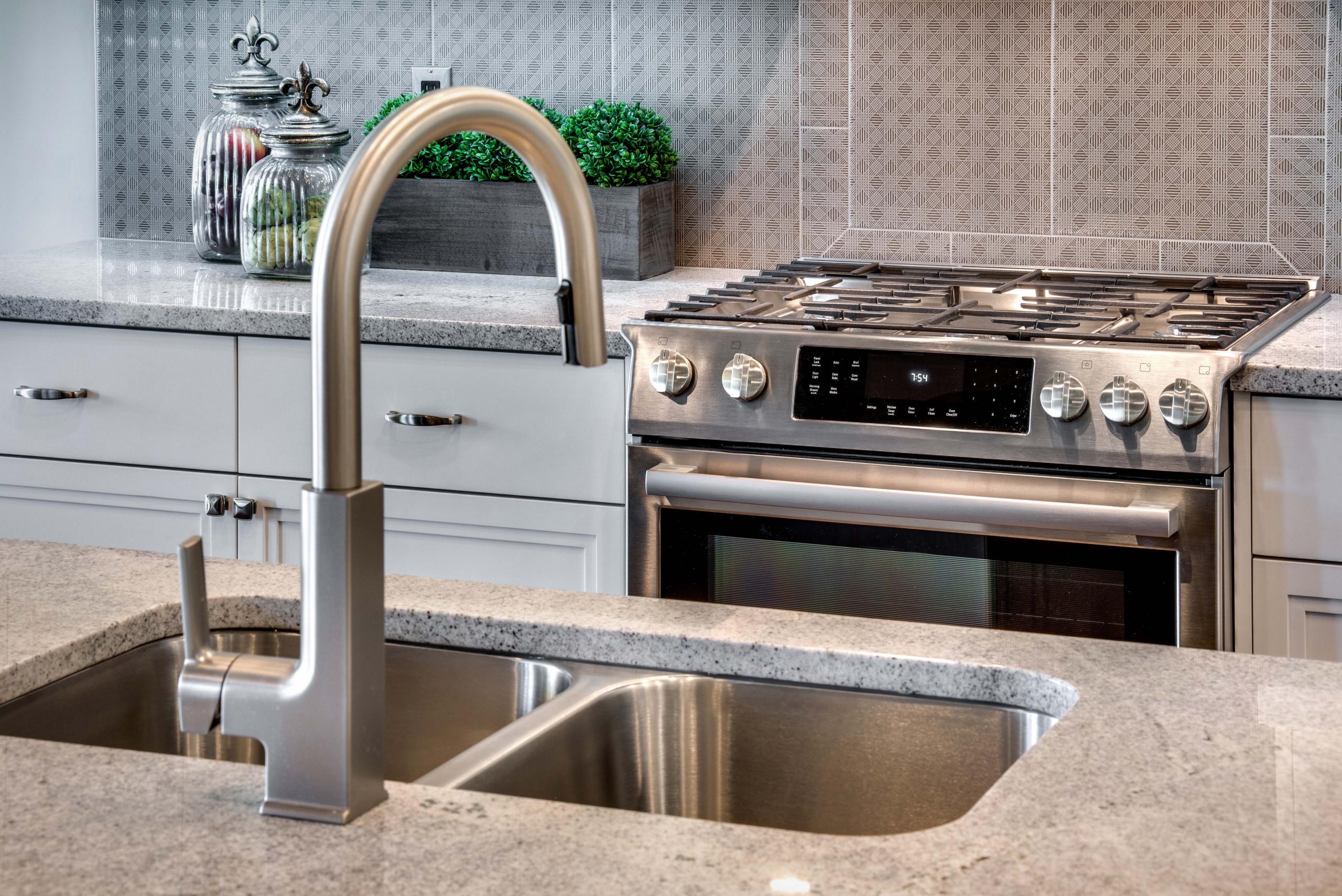 Kitchen Design by Cotner Building Specialist