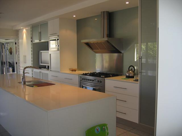 Kitchen Design, Cabinetmaking & Installation, Gold Coast  Modern