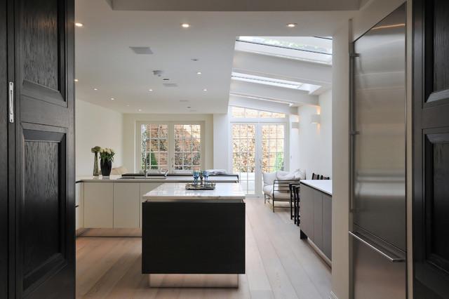 Kitchen Design Chelsea Contemporary Kitchen London By Chantel Elshout Design Consultancy