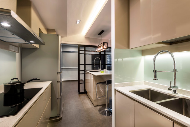 Kitchen Design Hdb Bukit Batok St 31