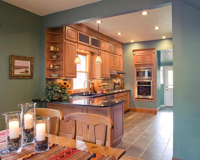 kitchen design in denver highlands by la carte design