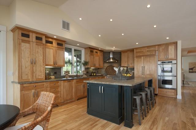 Kitchen Design Inspiration - Lafayette CA Homes Staged to Sell modern-kitchen