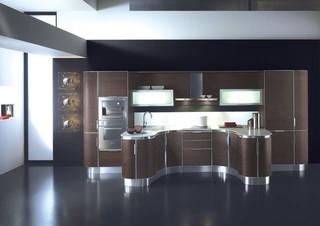 kitchen design modern - modern - kitchen - los angeles -euro
