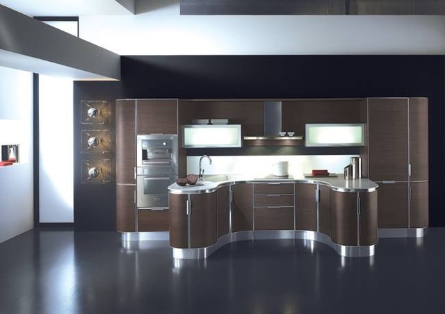 kitchen design modern - modern - kitchen - los angeles -euro