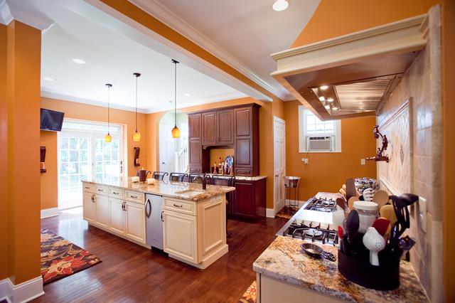 Kitchen Design Traditional Kitchen Cincinnati By Nest Designs Llc