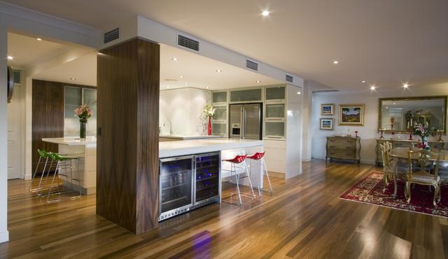 Kitchen Design Riverfront Living