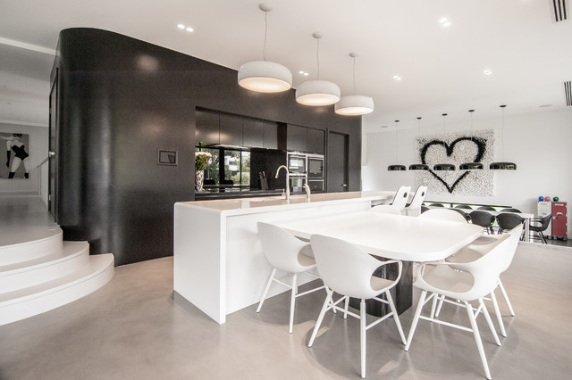 kitchen design studio contemporary kitchen sydney by corian australia by casf