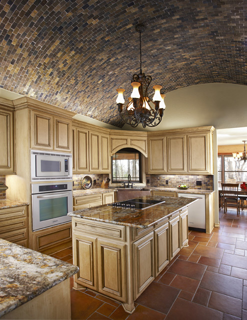 Kitchen Designed Remodeled By Usi Mediterranean Kitchen Dallas By Usi Design Remodeling