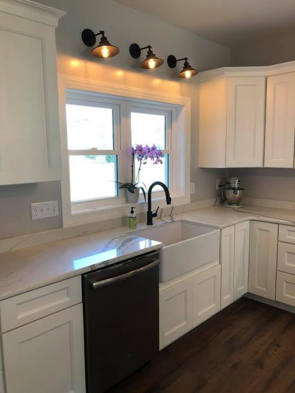 Kitchen Designed for Family