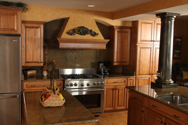 Kitchen Designs Traditional Kitchen Milwaukee By