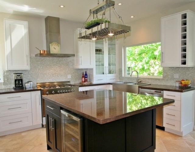 Kitchen designs traditional kitchen toronto by for Kitchen design toronto