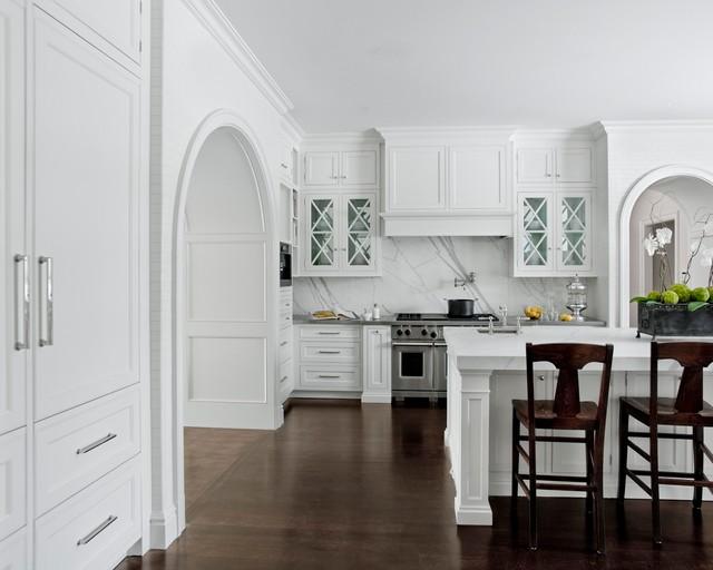 Kitchen Designs - Traditional - Kitchen - Detroit - by Kevin D. Hart & Associates