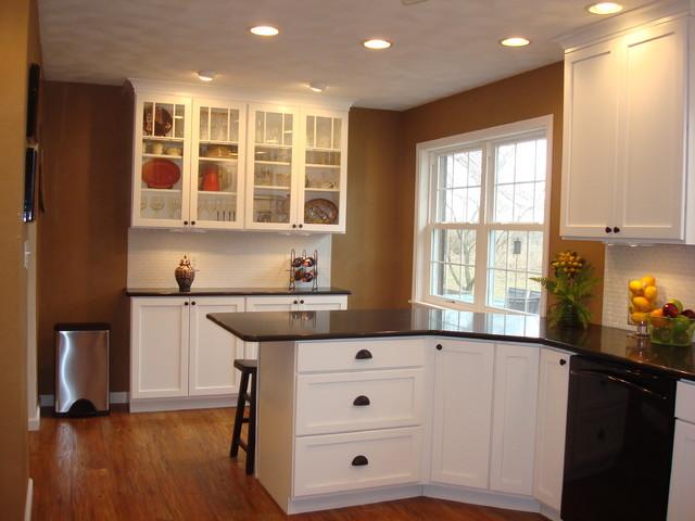 Kitchen Designs/ Sparta Location traditional-kitchen