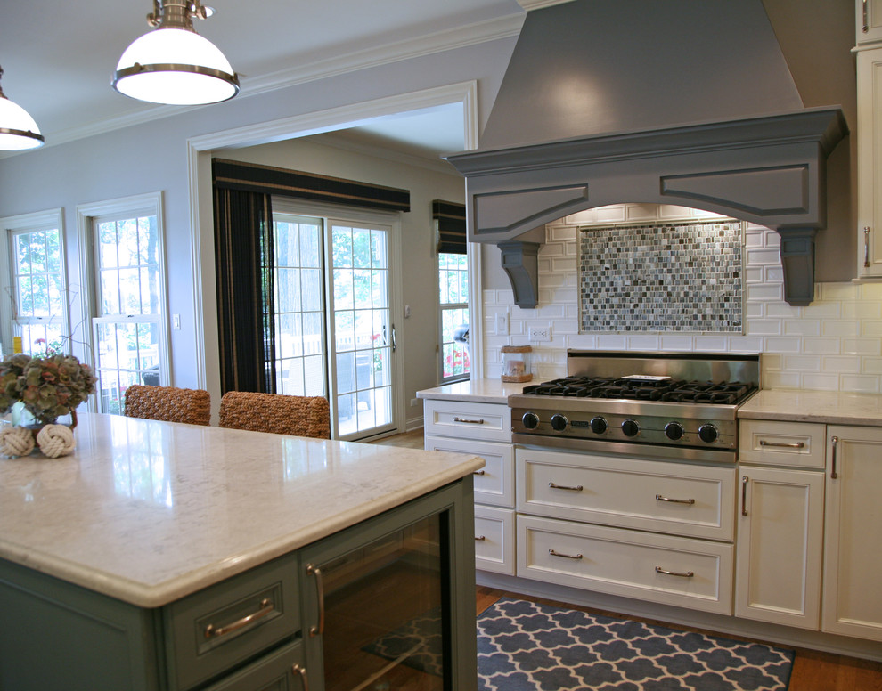 Kitchen Details Make the Difference - Traditional ...