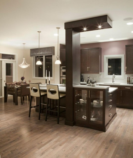 KitchenDining Area Modern Kitchen Other Metro By