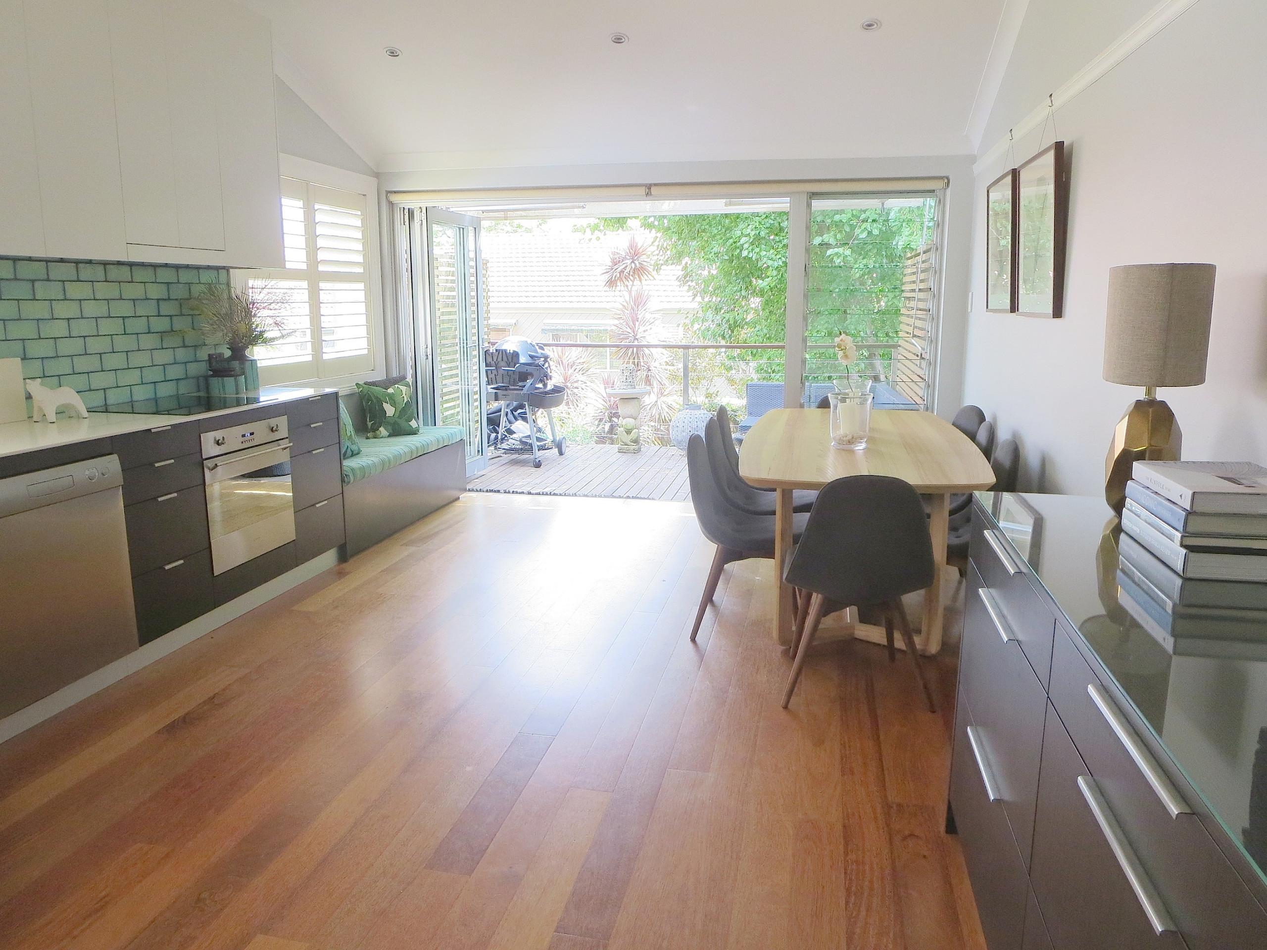 Kitchen/Dining - Residence - Crows Nest, Sydney