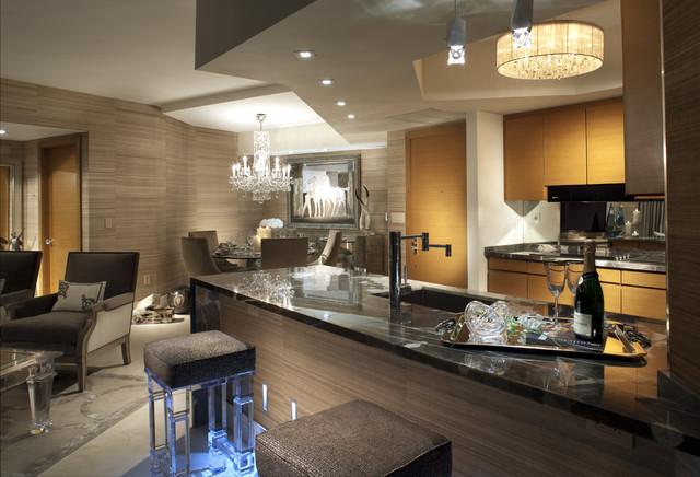 Kitchen + Dining contemporary-kitchen