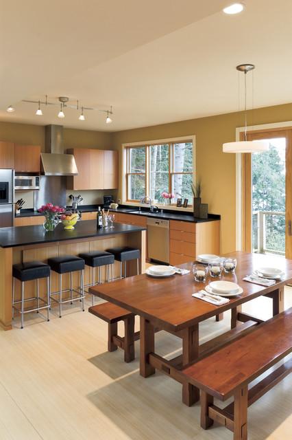 Kitchen / Dining contemporary-kitchen