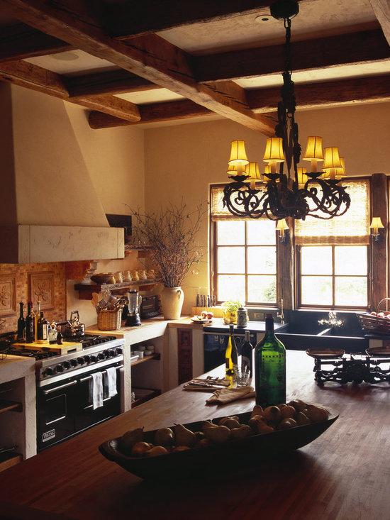 Spanish style kitchen home design ideas pictures remodel for Spanish style kitchen ideas