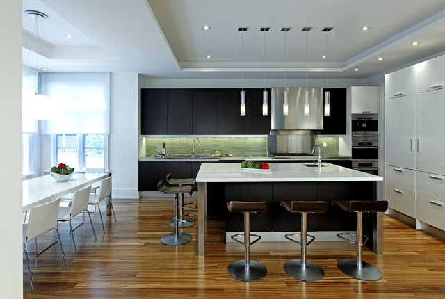 Kitchen Contemporary Kitchen Toronto By Douglas