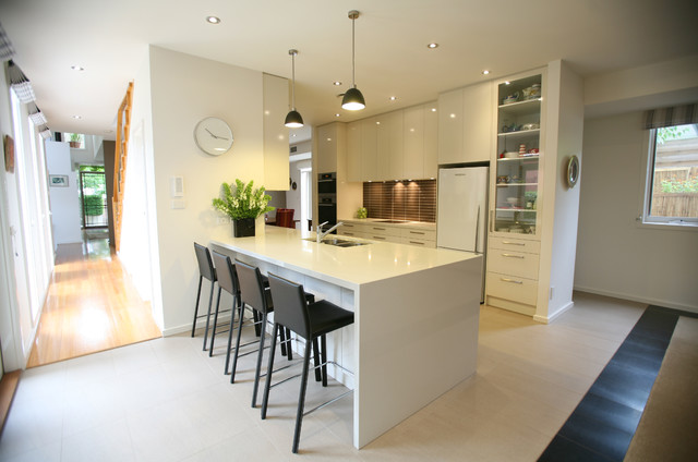 Kitchen East Brighton Highly Commended In The 2013 Kbdi Design Awards