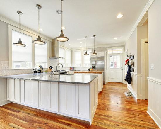 sherwin williams contemporary kitchen - photo #24