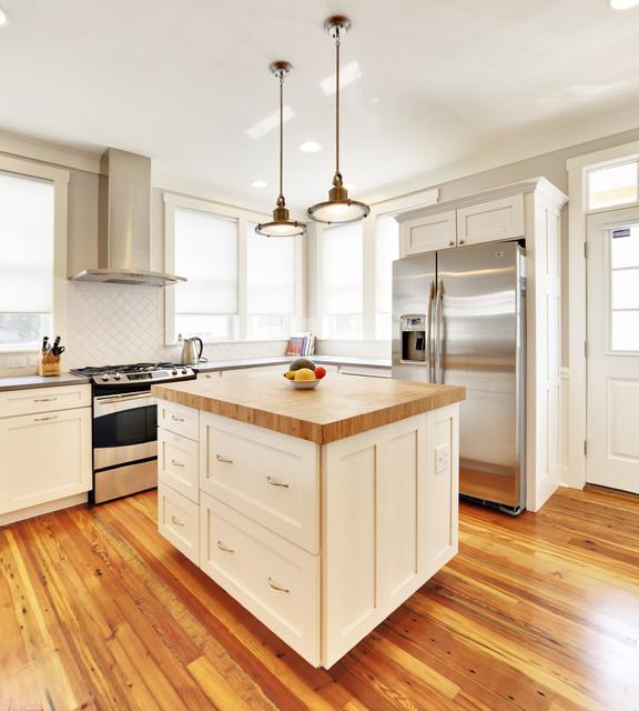 Kitchen Contemporary Philadelphia By