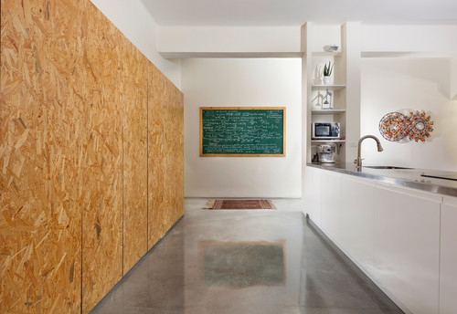 do you need to seal plywood walls